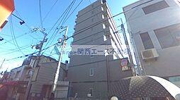 大阪府大阪市生野区勝山北3丁目の賃貸マンションの外観