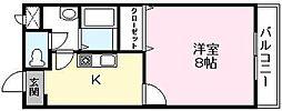 ステップアップ[5階]の間取り
