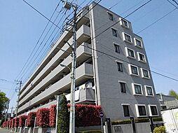 埼玉県さいたま市浦和区本太3丁目の賃貸マンションの外観