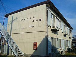 パナハイツ井川城[1階]の外観