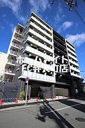 大阪府大阪市港区市岡元町1の賃貸マンションの外観