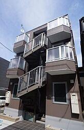新築 シックス新宿(賃料下がりました)[202号室号室]の外観