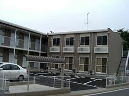 千葉県市川市柏井町2丁目の賃貸アパートの外観