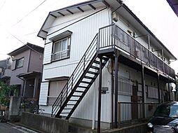 千葉県船橋市大穴南4丁目の賃貸アパートの外観