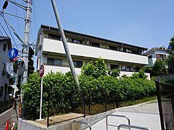 コーポ菅野[3階]の外観