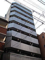 クラビス上町台[8階]の外観