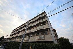 兵庫県尼崎市久々知1の賃貸マンションの外観