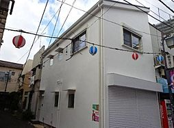 東京都渋谷区笹塚1丁目の賃貸アパートの外観