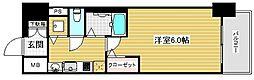 プレサンス神戸西スパークリング[7階]の間取り
