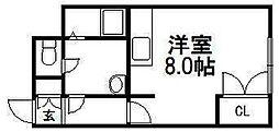 西11丁目駅 3.5万円