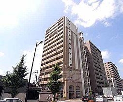 京都府京都市下京区東中筋通五条下るの賃貸マンションの外観