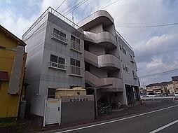 兵庫県加古川市別府町新野辺北町5丁目の賃貸マンションの外観