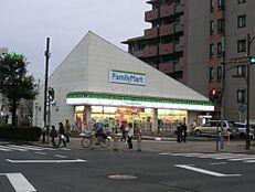 コンビニエンスストアファミリーマート東久留米本町店まで748m