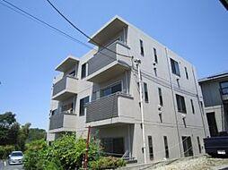 神奈川県川崎市宮前区神木本町5丁目の賃貸マンションの外観