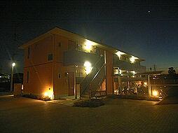 グリーンヒルKV[1階]の外観