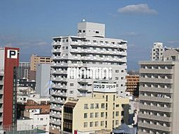 鞘町シティハウス[4階]の外観