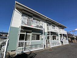 千葉県佐倉市本町の賃貸アパートの外観
