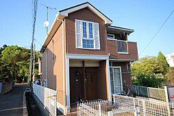 滋賀県草津市野路9丁目の賃貸アパートの外観