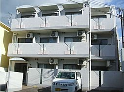 シャルマンフジ岸和田弐番館[2階]の外観