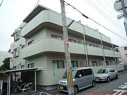 兵庫県伊丹市桜ケ丘7丁目の賃貸マンションの外観
