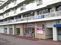 ガーデナル伏見ハイツ[1階]の外観