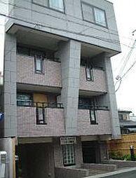 京都府京都市東山区本町5丁目の賃貸マンションの外観