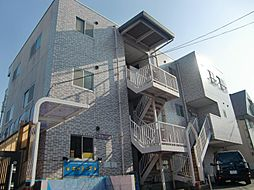 将田ハイツ[2階]の外観