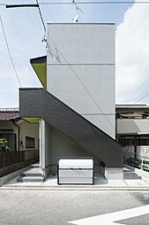 愛知県名古屋市南区三吉町3の賃貸アパートの外観