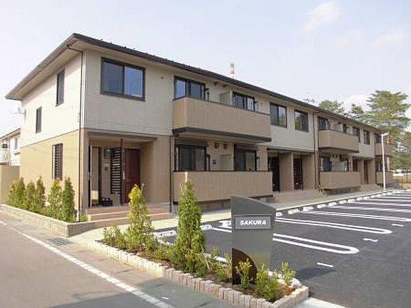 SAKURAII[0105号室]の外観