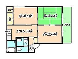 [タウンハウス] 兵庫県神戸市垂水区清玄町 の賃貸【/】の間取り