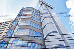 ロータリーマンション出口[1階]の外観