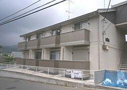 神奈川県秦野市南矢名5丁目の賃貸アパートの外観