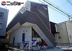 パレッタ戸田[1階]の外観