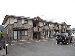 滋賀県大津市坂本6丁目の賃貸アパートの外観