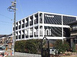 愛知県知多郡阿久比町大字草木字栄の賃貸マンションの外観