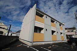 クレフラスト試験場前駅南[101号室]の外観