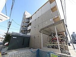 愛知県名古屋市中村区大秋町2丁目の賃貸マンションの外観