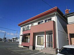 テラスハウス シラカバ[1階]の外観