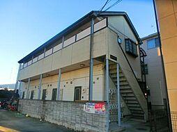 清水ハイツ(小谷場)[1階]の外観