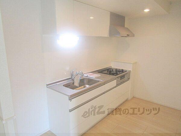 画像4:キッチン