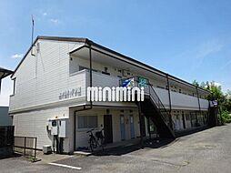 上ノ山ハイツIII[1階]の外観