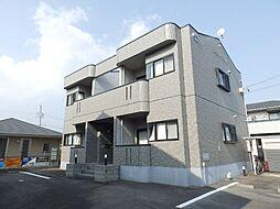 三重県鈴鹿市野町東2の賃貸アパートの外観