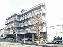 マンションアネックス[3階]の外観