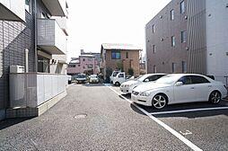レジデンス・ハニー[1階]の外観
