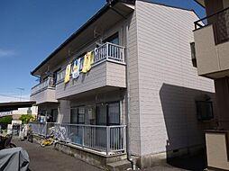 サントピア新栄B[2階]の外観