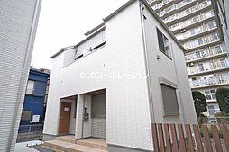 東武伊勢崎線 五反野駅 徒歩8分の賃貸テラスハウス