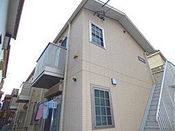 埼玉県川口市西川口4丁目の賃貸アパートの外観