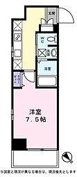Logement Novoe[4階]の間取り