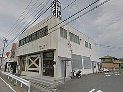 蒲郡信用金庫鶴ヶ浜支店(1861m)