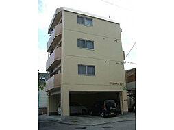 愛媛県松山市雄郡2丁目の賃貸マンションの外観
